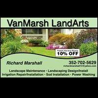 Van Marsh Land Art