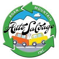Roan Mountain Auto Salvage Inc.
