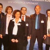 Wüstenrot Bausparkasse Regionalverkaufsleitung Akkermann Lübbecke