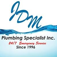 JDM Plumbing Specialist Inc.