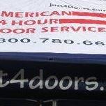 American 24 Hour Door Service