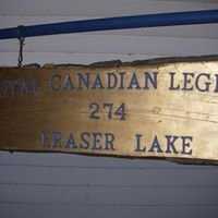 Fraser Lake Royal Canadian Legion Branch 274