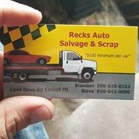 Reck's Auto Salvage