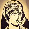 Moderne Électrique Tattoo, kea & friends