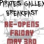 Pirates Galley