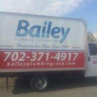 Bailey Plumbing Las Vegas