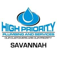 High Priority Plumbing - Savannah