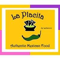 La Placita de Lebanon , Authentic Mexican Food