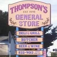 Thompson's General Store