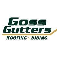 Goss Gutters Roofing & Siding