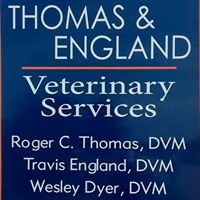 Thomas & England Veterinary Services