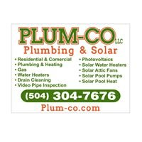 Plum Co, LLC Plumbing and Solar Energy