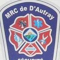 Securite Incendie MRC de D'Autray
