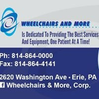 Wheelchairs & More, Corp.