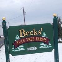 Becks Yule Tree Farm, Inc