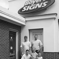 Boyer's Signs & Truck Lettering