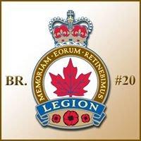 Royal Canadian Legion Branch # 20 Taber