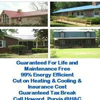 H & C Remodeling and Repair We Do Metal Roofs