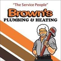 Brown's Plumbing & Heating Ltd.