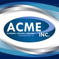 Acme Plumbing, Heating and Cooling Inc.