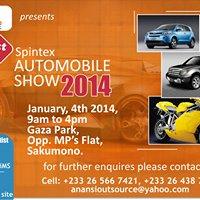 Spintex Auto Show