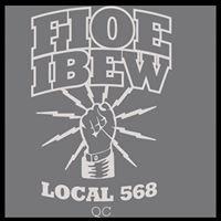 Fraternité Internationale des Ouvriers en Électricité - Local 568