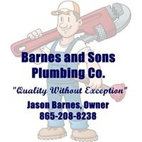 Barnes and Sons Plumbing Co.