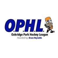 Oakridge Park Hockey League