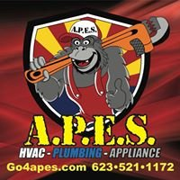 APES Air Conditioning, Plumbing & Appliance