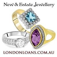 London Loans New & Estate Jewellery