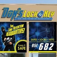 Don's Lock & Key