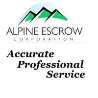 Alpine Escrow Inc.