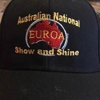 Australian National Show and Shine-Euroa