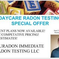 Accuradon Immediate Radon Testing