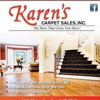 Karen's Carpet Sales, Inc.