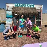 Sioux Center Tropical Sno