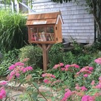 Hedge House Little Free Library