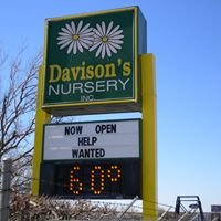Davison's Nursery Inc.