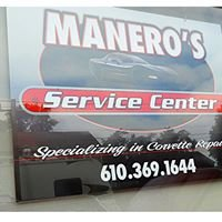 Manero's Service Center, New Berlinville, Pa