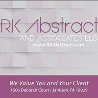 RK Abstract and Associates, LLC