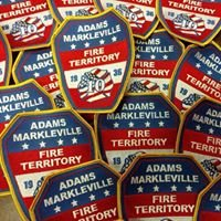 Adams Markleville Fire Protection Territory