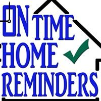 On Time Home Reminders