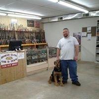Broken Clays Gun & Pawn
