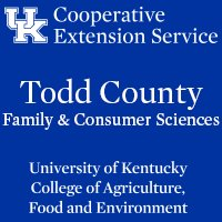 Todd County Cooperative Extension Family and Consumer Sciences