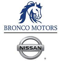 Bronco Motors Nissan