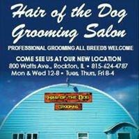 Hair Of The Dog Grooming Salon