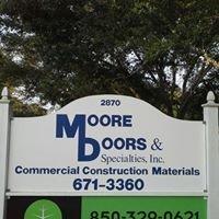 Moore Doors and Specialties,Inc.