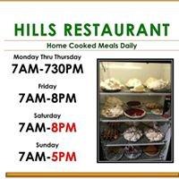 Hills Restaurant
