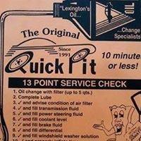 The Original Quick Pit