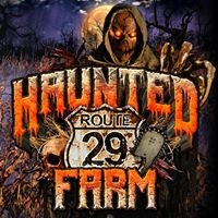 Route 29 Haunted House